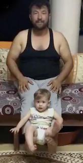 凄いけど危険な父親