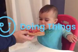 食べ物にこだわりのある赤ちゃん