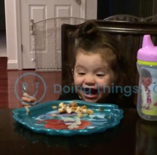 食べ物に浮き沈みが激しい子ども