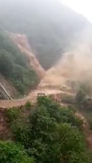 大洪水映像